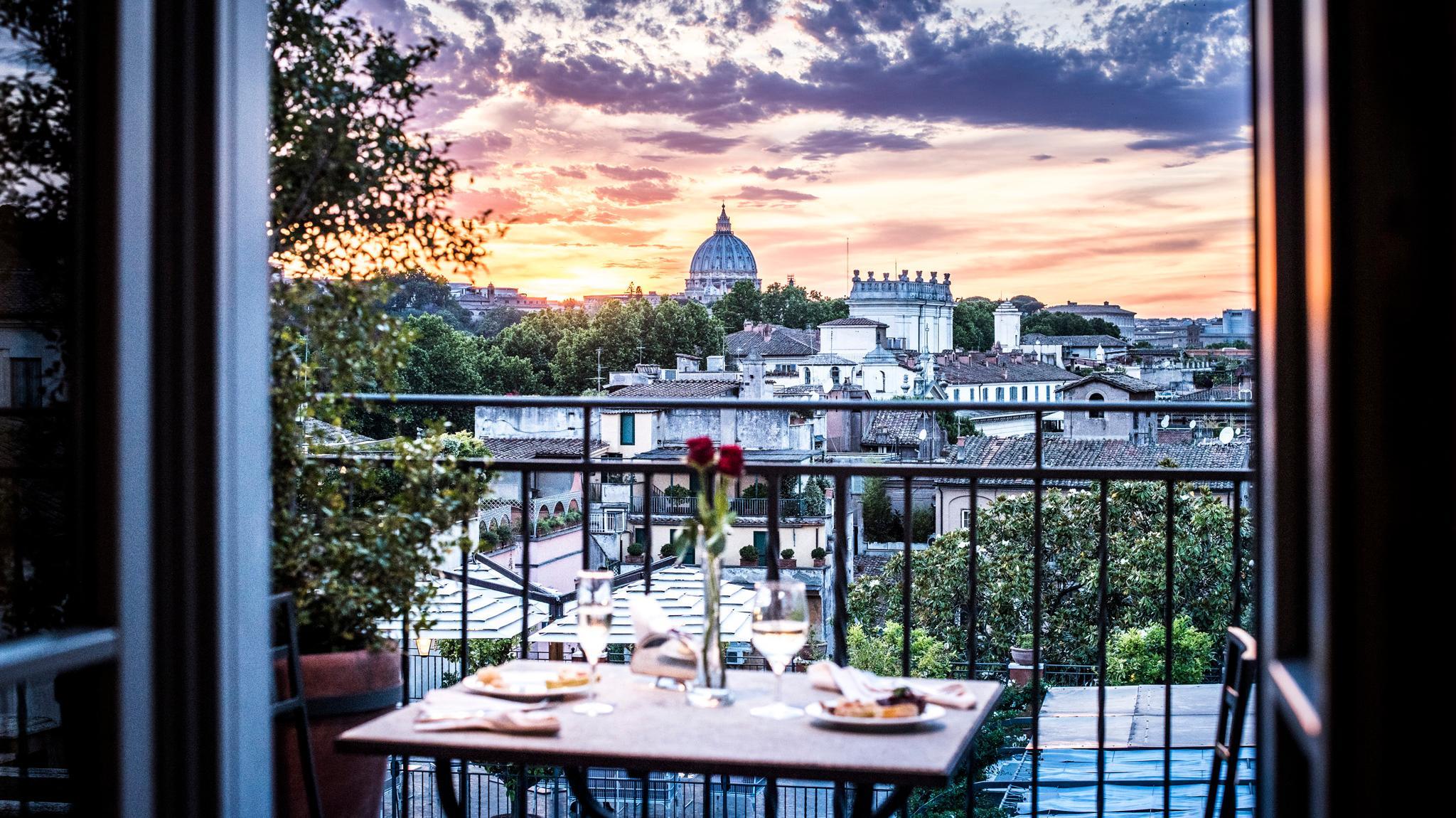 Hotel Ponte Sisto 4 Sterne Hotel Im Rom
