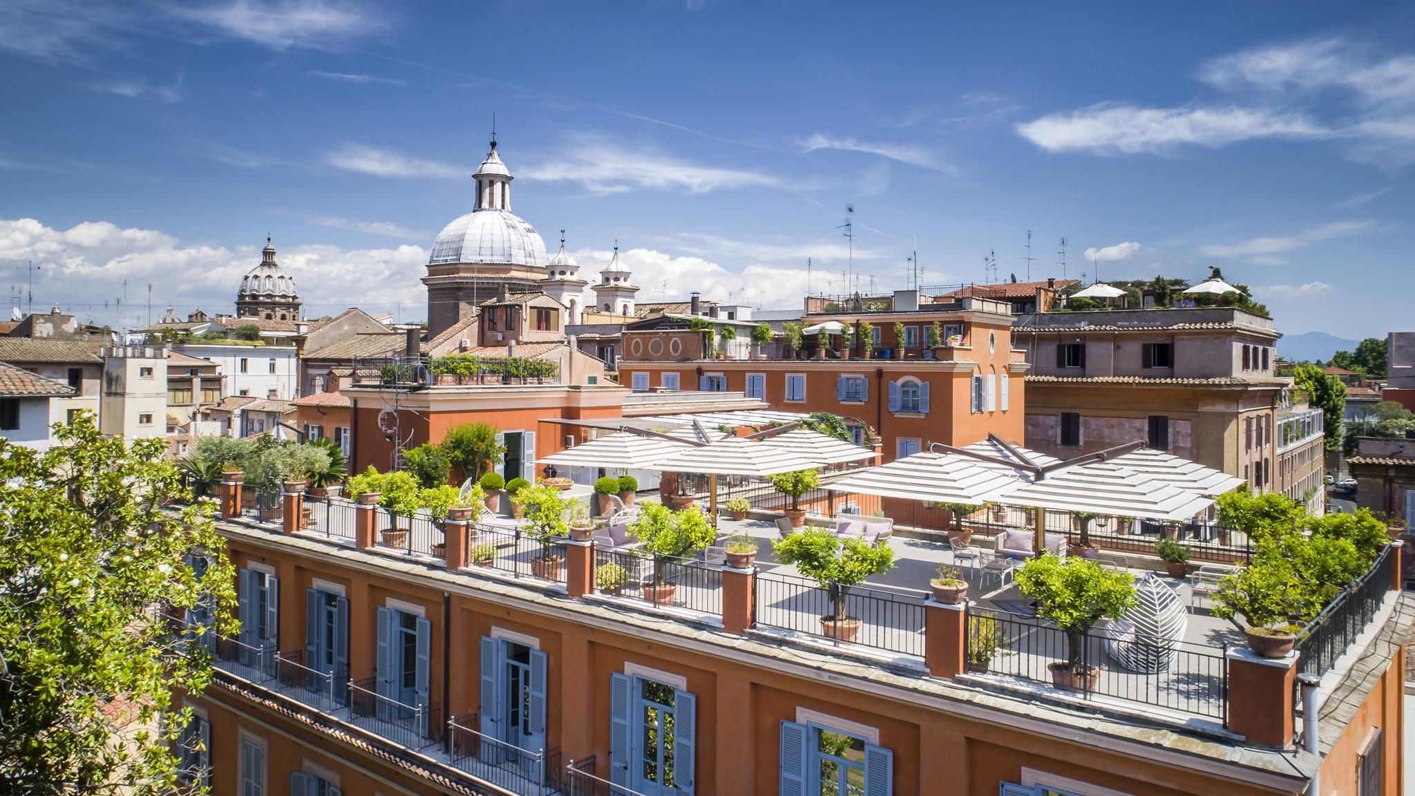 Hotel ponte sisto offizielle website sterne hotel im rom